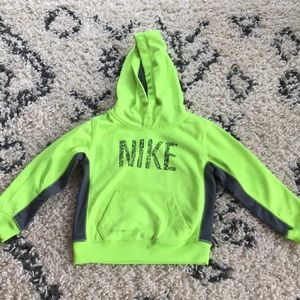 Nike Toddler Boy hoodie 3T